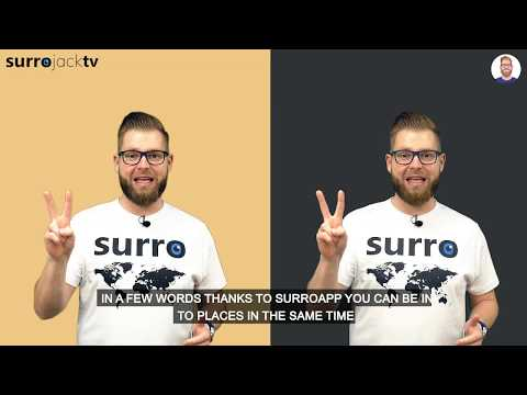 Episode 1- Surro App - What Is It? 🌍🤩