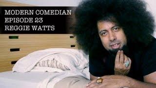 Reggie Watts - Time Travel   Modern Comedian - Episode 23