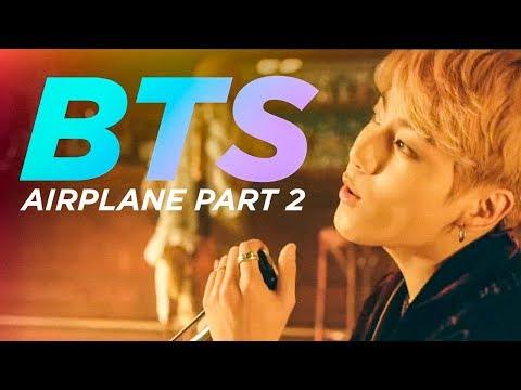 BTS - Airplane pt.2 (Русский кавер от Jackie-O)