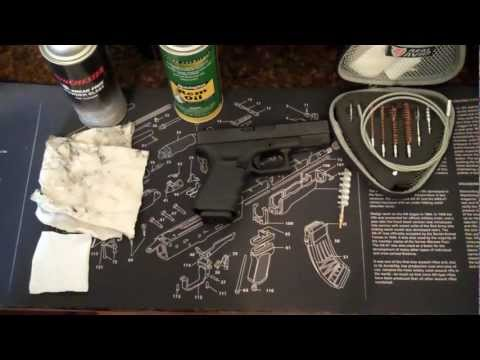 COMPLETE How To Clean GLOCK