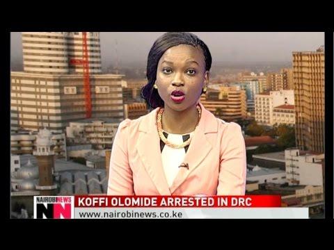 NAIROBI NEWS BULLETIN: Koffi Olomide arrested in Kinshasa over Kenyan incident