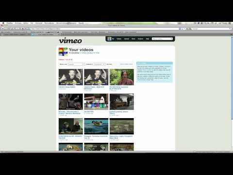 Bajar Video desde dropbox o vimeo.com