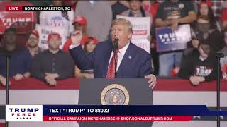 Trump: The Insanity Of The Democrat Party Is Why Millions Of Democrats Are Joining Our Movement!