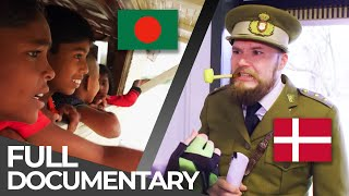 Boat School in Bangladesh and Roleplay School in Denmark | Planet School | S01 E01| Free Documentary