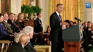 Presidential Medal of Freedom 2013 Awards Ceremony
