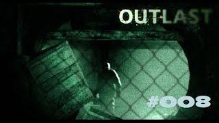 Let`s Play Outlast #008 - Die Nackten in der Dusche