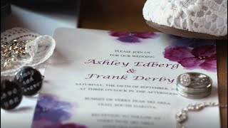 Ashley Edberg & Frank Derby - September 5, 2020
