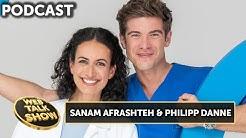 """Sanam Afrashteh & Philipp Danne: """"Wir waren nach der 200. Folge so abgekämpft!"""""""