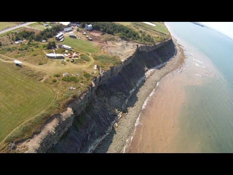 17m Speed Wing & Top80 Paramotor Test fly (1st) Cliff Take-off no Edit