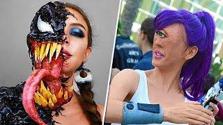 18 Maquilladores Más Increíbles