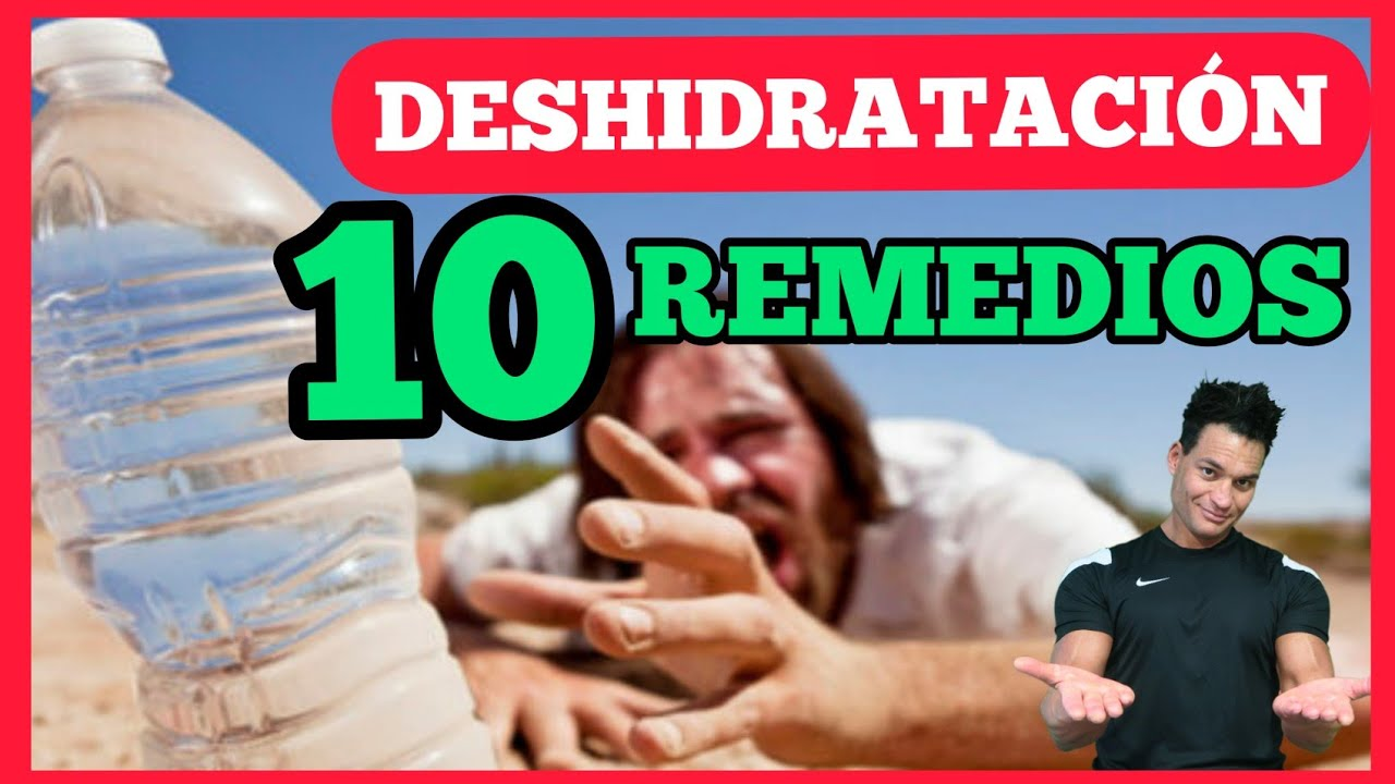💧ESTAS DESHIDRATADO Y NO LO SABES!! 10 Síntomas de Deshidratación y 10 Maneras de HIDRATARTE