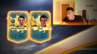 Bale and ibra omgggg!   fifa 16