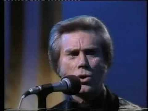 George Jones-He Stopped Loving Her Today....