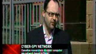 Cyberspies China GhostNet Exposed III