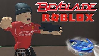 NEW BEYBLADE GAME IN ROBLOX | Beyblade Rebirth - Roblox Gameplay