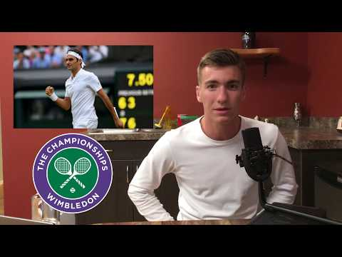 Why Federer Will Beat Cilic To Win Wimbledon | THE SLICE