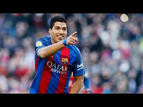Luis Suarez Top 10 goals in 2016