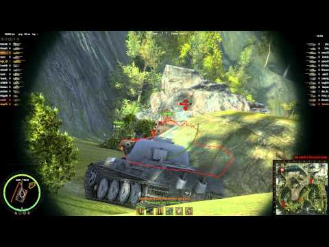 World of Tanks - Replay Contest - Heavy Tank Runners Up