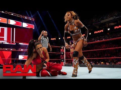Sasha Banks & Bayley vs. Alicia Fox & Dana Brooke: Raw, July 16, 2018