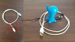 3D펜으로 핸드폰충전기…