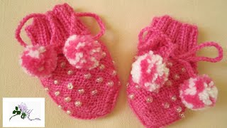 ВЯЗАНИЕ СПИЦАМИ!ЦАРАПКИ(варежки)подробный видео урок для начинающих.Mittens knitting(Связать красивые варежки(царапки) для новорождённых ,могут связать даже начинающие рукодельницы главное..., 2015-12-15T14:21:01.000Z)