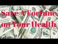 How to Save  Money and Feel Great