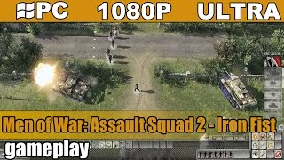 Men of War: Assault Squad 2 - Iron Fist gameplay HD [PC - 1080p] - WWII RTS
