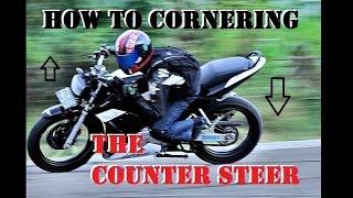 Download Video Cara Belajar Menikung / How To Cornering Counter Steering MP3 3GP MP4