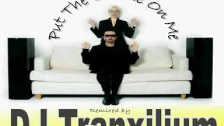 Eurythmics - Put The Blame On Me (DJ Tranxilium Dance Remix)