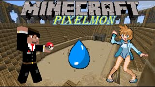 pixelmon s2 ep 8 le badge cascade mod pokemon minecraft fr hd