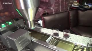 Тест мини пончик машины  из Китая!