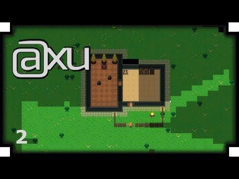 """Axu - 02 - """"A Mutating Adventurer"""""""