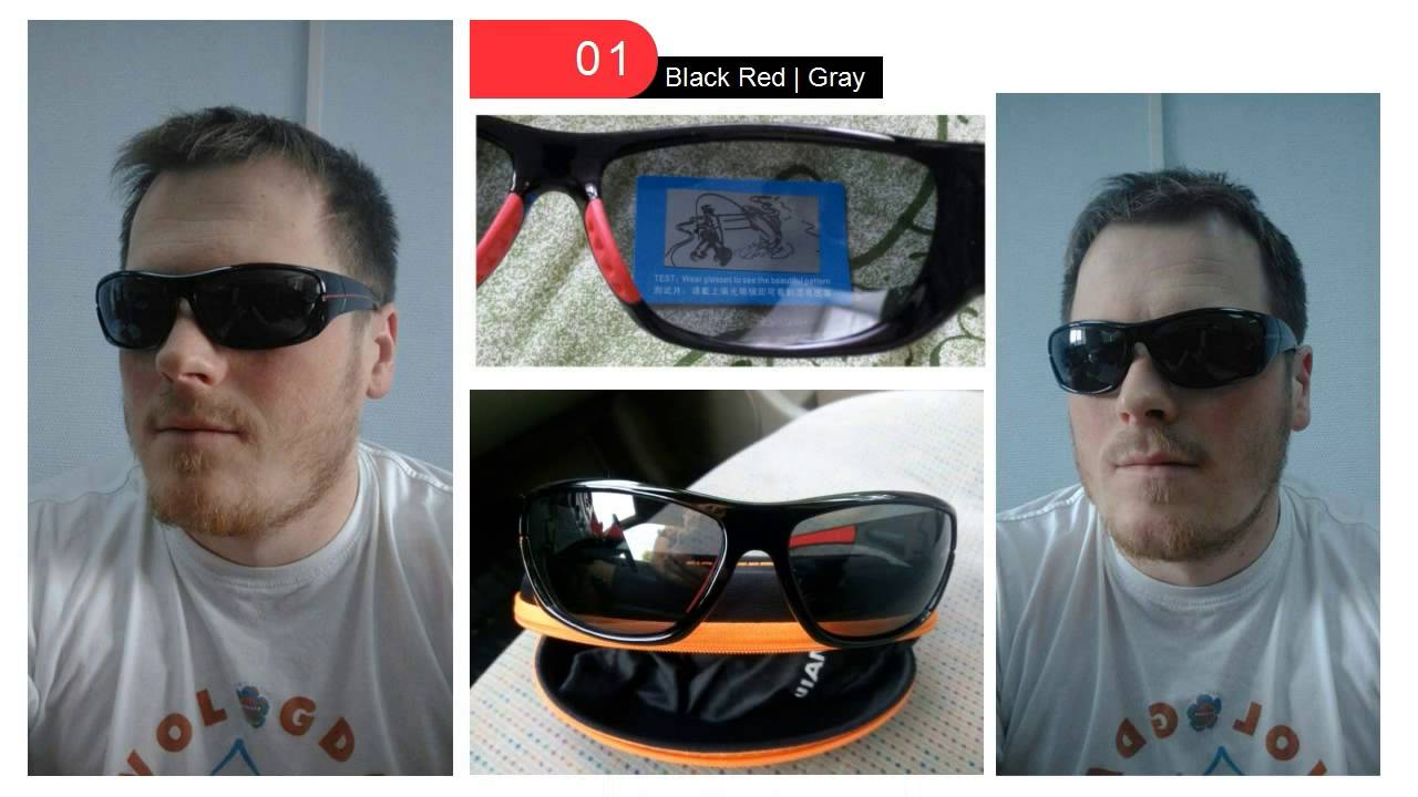 004569b94d JIANGTUN Hot Sale Polarized Sunglasses Men Outdoor Sport For Driving  Fishing Hipster Essential