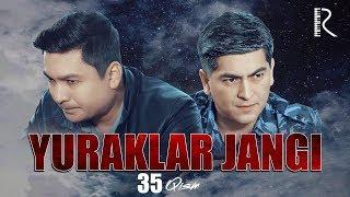 Yuraklar jangi (o'zbek serial) | Юраклар жанги (узбек сериал) 35-qism