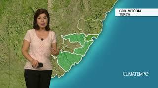 Previsão Grande Vitória – Chuva rápida
