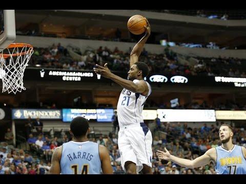 Jeremy Evans 2015-2016 Season Highlights - Dallas Mavericks
