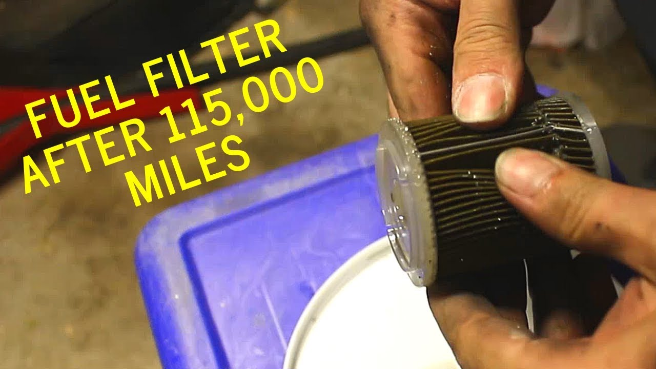fuel filter replacement mk5 vw jetta gli gti 2 0t [ 1280 x 720 Pixel ]