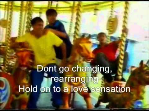 Love sensation, 911, subtitulos, lyrics
