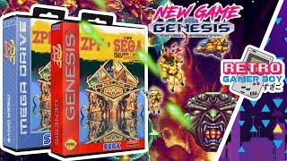 A Brand New Sęga Genesis & Mega Drive Game - ZPF Update
