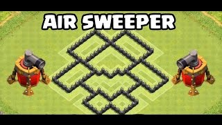 Speed Building I Hdv 6 I Village Farming ( Propulseur d'air Inclue ) I Clash Of Clans