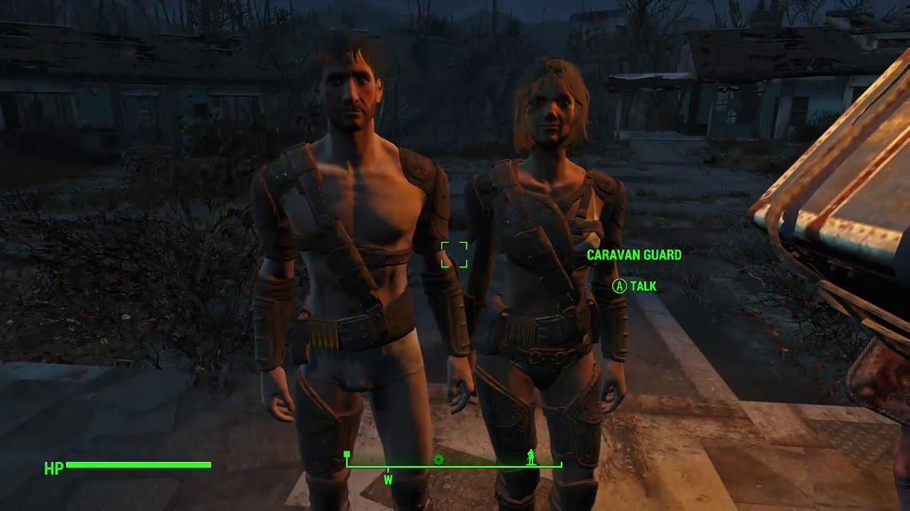 Fallout new vegas sex slave mod