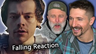 Montana Guys React To Harry Styles - Falling (Official Video)