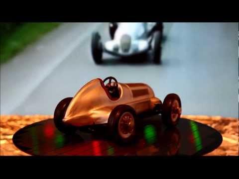 Modellauto: Daimler Benz Grand Prix 1936 Schuco Studio 2013