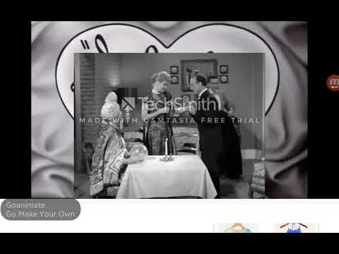 I Love Lucy Season 1 Episode 7 End Credits