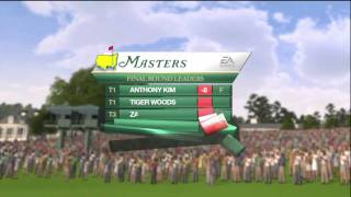 Tiger Woods PGA TOUR 12 The Master
