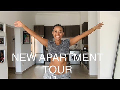 NEW APARTMENT TOUR | SINOVUYO MONDLIWA