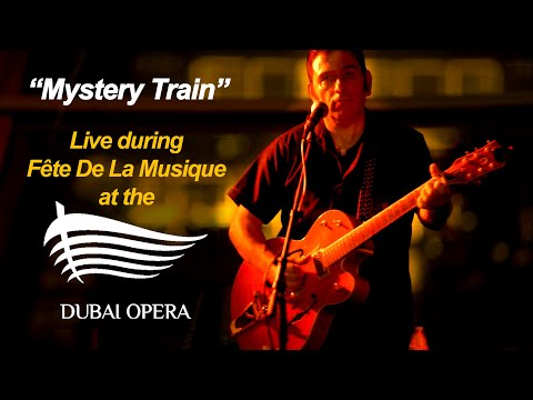Eddie Misk – Dubai Opera 2018 – (Mystery Train Cover) – ادوارد مسك