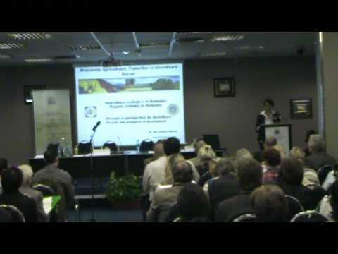 Teodora Aldescu, Consilier in cadrul MAPDR - Romanian Organic Forum