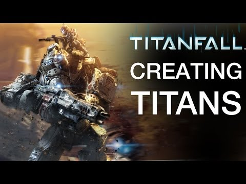 Each Titanfall mech is a 'weapons platform with personality'