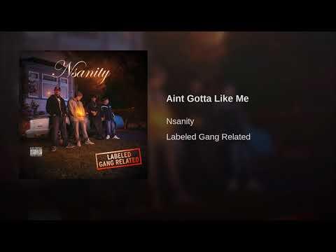 """Nsanity """"Ain't Gotta Like Me"""""""